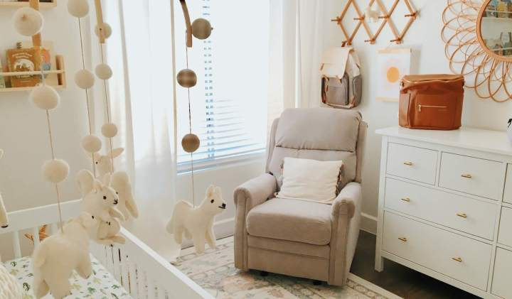 Baby Nursery Room Reveal!
