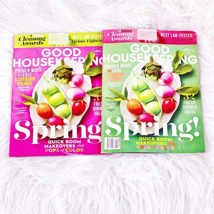 Good Housekeeping Feature!